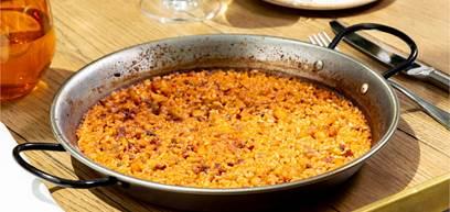 A Banda Rice Paella