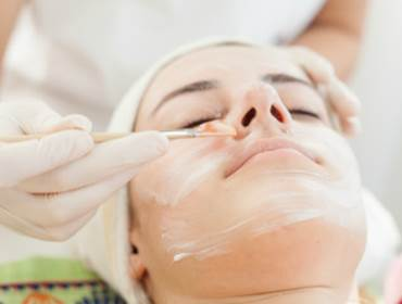 Facial Treatment Hotel SPA